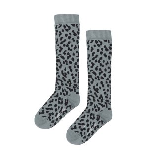 <img class='new_mark_img1' src='https://img.shop-pro.jp/img/new/icons1.gif' style='border:none;display:inline;margin:0px;padding:0px;width:auto;' />Blue Leopard Knee socks 2y-8y