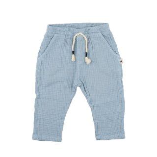 Trousers Sena Organic - Blue 9-24m