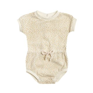 <img class='new_mark_img1' src='https://img.shop-pro.jp/img/new/icons1.gif' style='border:none;display:inline;margin:0px;padding:0px;width:auto;' />【Last One ! 6-12m】Retro Romper Ivory