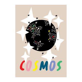 Cosmos Children's Print