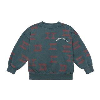 All Over Sweatshirt 2Y-7Y