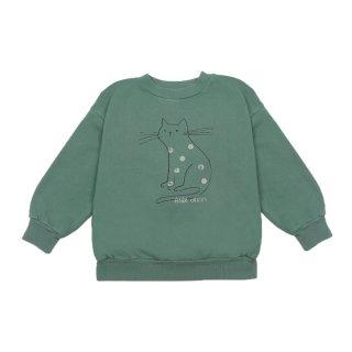 Cat Sweatshirt 2Y-7Y