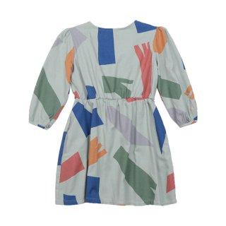 Shadows  Woven Dress 2Y-7Y