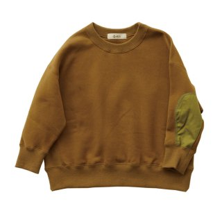 <img class='new_mark_img1' src='https://img.shop-pro.jp/img/new/icons1.gif' style='border:none;display:inline;margin:0px;padding:0px;width:auto;' />Big sweat shirts Olive - Women