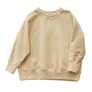 <img class='new_mark_img1' src='https://img.shop-pro.jp/img/new/icons1.gif' style='border:none;display:inline;margin:0px;padding:0px;width:auto;' />Big sweat shirts Ecru - Women