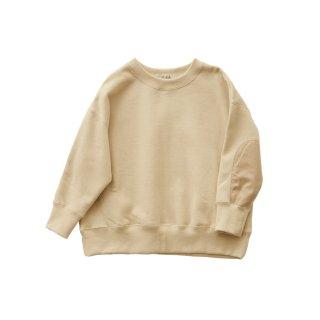 <img class='new_mark_img1' src='https://img.shop-pro.jp/img/new/icons1.gif' style='border:none;display:inline;margin:0px;padding:0px;width:auto;' />Big sweat shirts Ecru 100-130