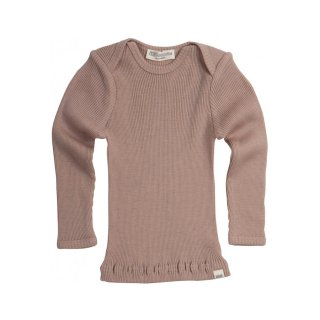 <img class='new_mark_img1' src='https://img.shop-pro.jp/img/new/icons1.gif' style='border:none;display:inline;margin:0px;padding:0px;width:auto;' />Aspen wool rib tops Pearl 6m-24m