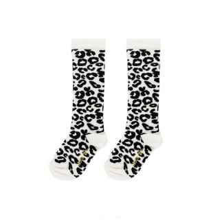 <img class='new_mark_img1' src='https://img.shop-pro.jp/img/new/icons1.gif' style='border:none;display:inline;margin:0px;padding:0px;width:auto;' />White Leopard Knee socks 1y-8y