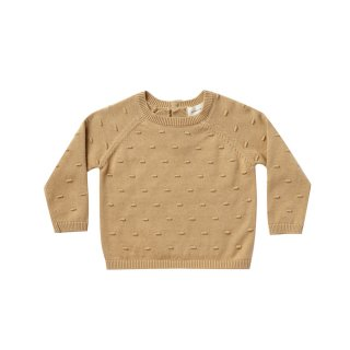 <img class='new_mark_img1' src='https://img.shop-pro.jp/img/new/icons1.gif' style='border:none;display:inline;margin:0px;padding:0px;width:auto;' />Bailey Knit Sweater Honey 6m-3y