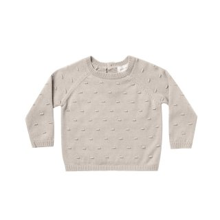 【Last one! 2-3y】Bailey Knit Sweater Fog