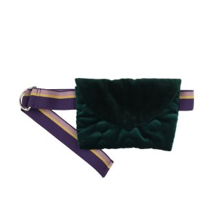 <img class='new_mark_img1' src='https://img.shop-pro.jp/img/new/icons1.gif' style='border:none;display:inline;margin:0px;padding:0px;width:auto;' />Velvet Bag Green