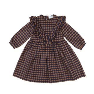 Cotton Maxi Dress  4Y-10Y