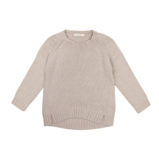 <img class='new_mark_img1' src='https://img.shop-pro.jp/img/new/icons1.gif' style='border:none;display:inline;margin:0px;padding:0px;width:auto;' />Cashmere blend sweater straw 2-6Y