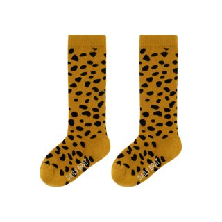 <img class='new_mark_img1' src='https://img.shop-pro.jp/img/new/icons1.gif' style='border:none;display:inline;margin:0px;padding:0px;width:auto;' />Mia knee socks faded gold 1Y-6Y