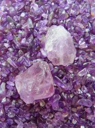AMETHYST & STONE MIX CHIP