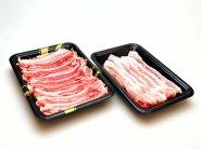 黒豚やごろう豚 すき焼き詰合せ(竹)-2人用