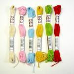 フェルトオプション:ししゅう糸