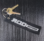 ★RODMOTORS Embroidery Keychain