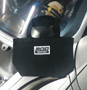 ★RODMOTORS TOTE BAG S