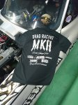 new MKR crew T-shirt