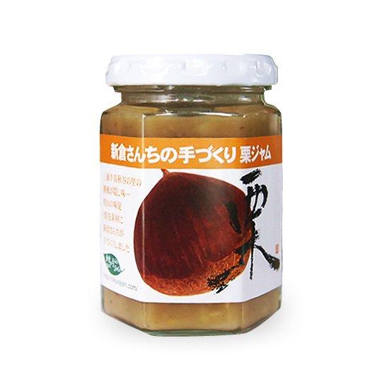 栗ジャム(150g)【手作り 国産素材 無添加】