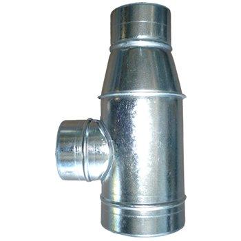 RT管 150φ(D1・D3) 125φ(D2) 亜鉛 イメージ1