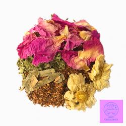 芍薬花&薄荷茶