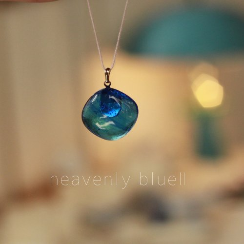 heavenly blue�