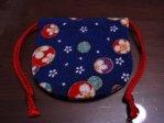 訶梨勒守り袋ー113 友禅(同じ生地から制作します)