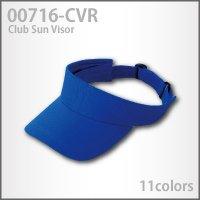 【クラブバイザー】豊富なカラー展開のクラブバイザー(716-CVR)