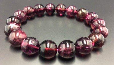 宝石品質 ルべライト トルマリン ブレスレット(2)