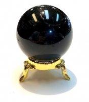 モーリオン(黒水晶)×丸玉[☆モーリオン人気の為入荷☆]2