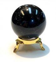 モーリオン(黒水晶)×丸玉[☆モーリオン人気の為入荷☆]3