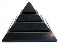 シュンガイト×ピラミッド[ロシアでのみ採掘される石]3