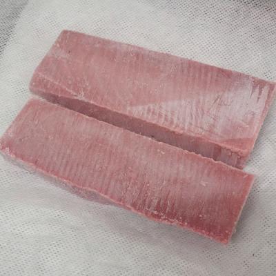 太平洋産冷凍キハダ鮪(キハダマグロ) 赤身 柵 4kg (1975円/1kg) 【業務用】【お得】