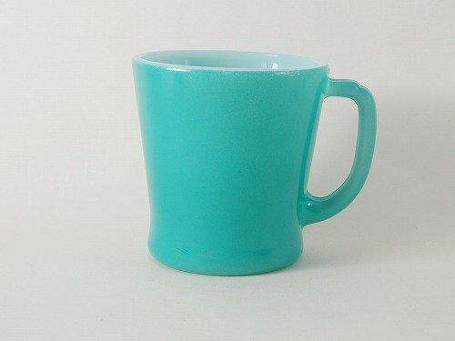 ファイヤーキング★Dハンドルマグ・エメラルドグリーン(濃青緑)