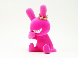 ■特価!BLACK RABBiT 130% flocking Pink