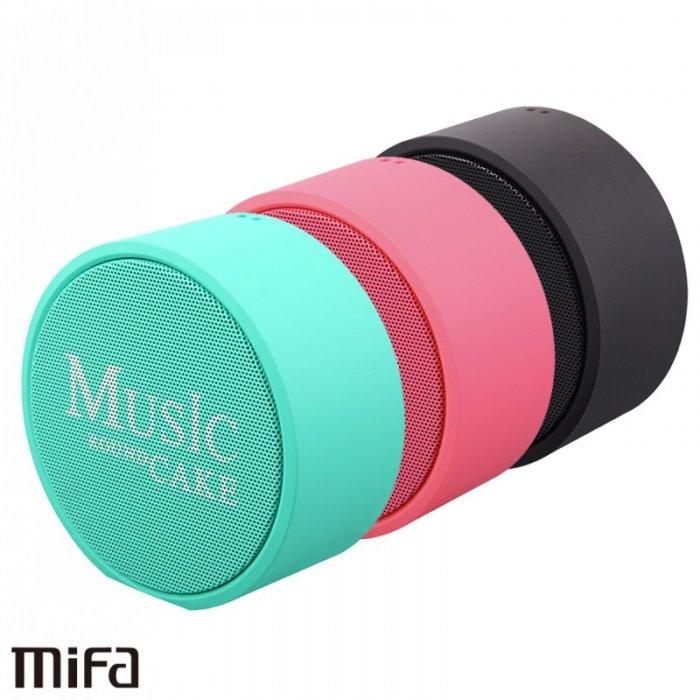 MIFA F30 Music マカロン 高音質で大音量が魅力 3W BlueTooth Speaker ポータブルスピーカー