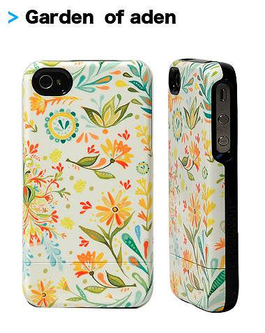 Uncommon iPhone4 / 4S Capsuleケース  Garden of Aden