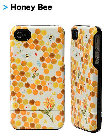 Uncommon iPhone4 / 4S Capsuleケース  Honey Bee