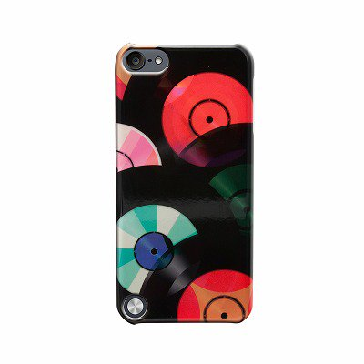 UncommoniPod Touch 5th gen Deflector Play Back Records