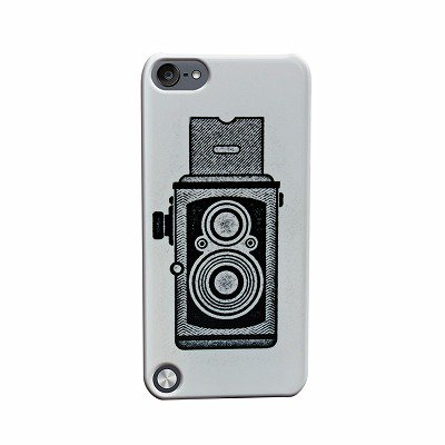 UncommoniPod Touch 5th gen Deflector Two Lens Camera