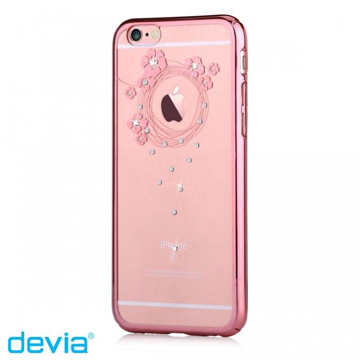 iPhone6/6s�� ������Ȥä��������ǥ�����ʥǥ����� / Devia Crystal garland/ �?���������
