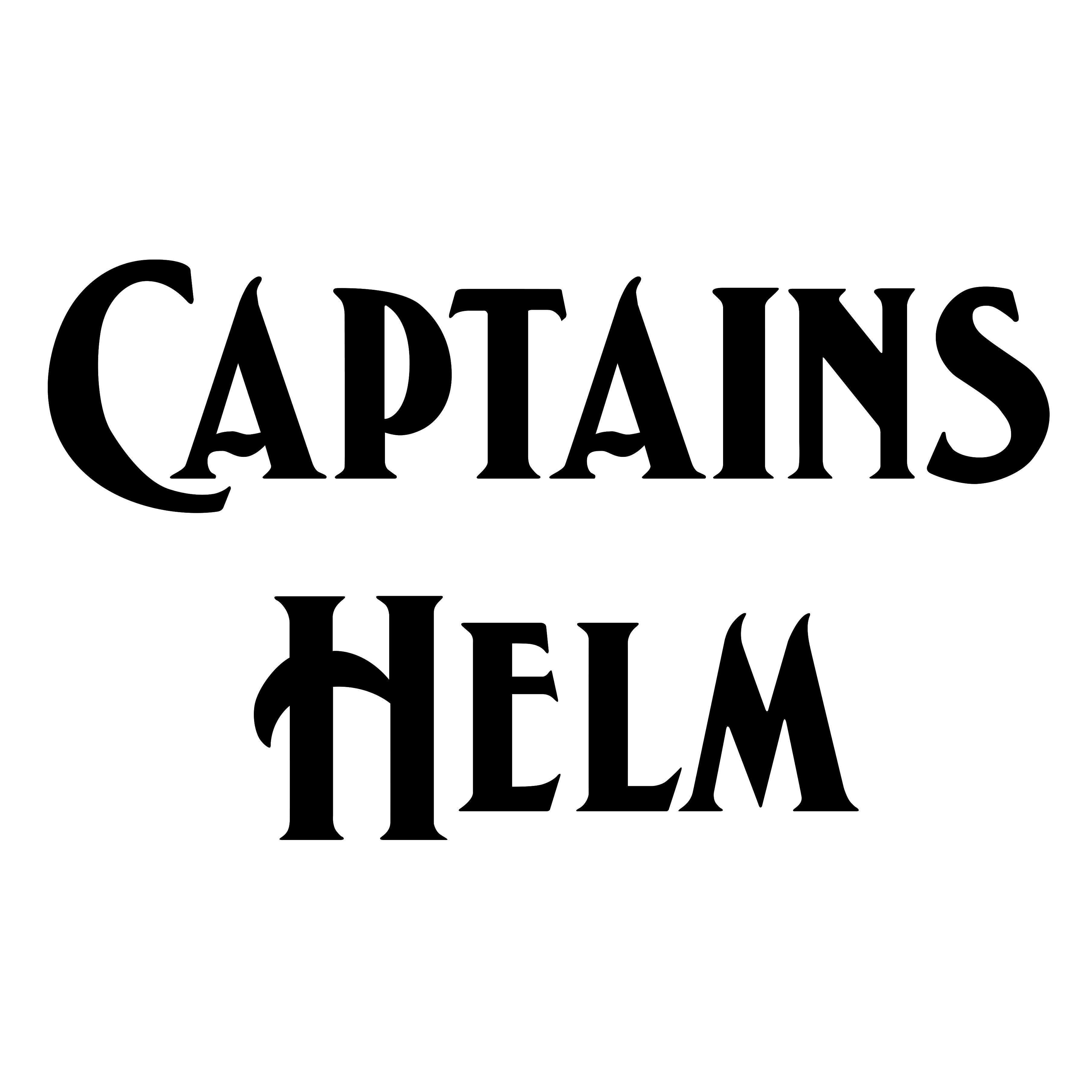 CAPTAINS HELM  WEB STORE