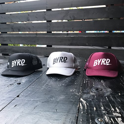 BYRD #FLASH BYRD CAP