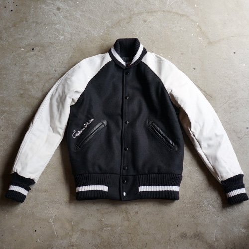 CAPTAINS HELM × SKOOKUM  #SPECIAL VARSITY JACKET