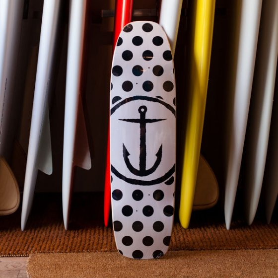 Captain Fin co. #POLKA DOT DECK