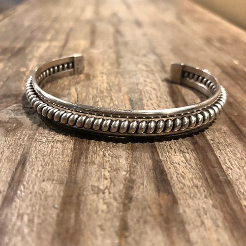 Indian Jewelry #SILVER BANGLE