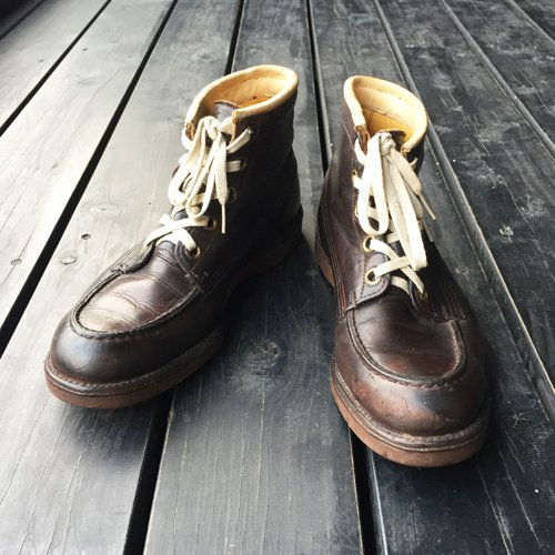IrregulaR #CARPENTER BOOTS 9