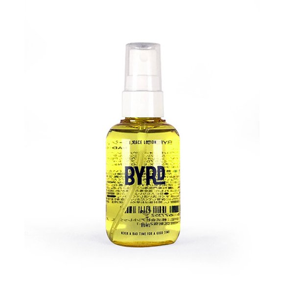 BYRD #FACE LOTION